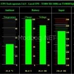 Network UPS Tools Screen Shot