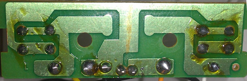 Lansing ACS48 Speaker PCB Bottom
