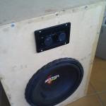 New speaker front.