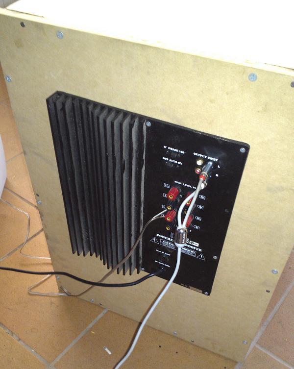 New speaker back.