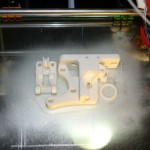 Printed Extruder