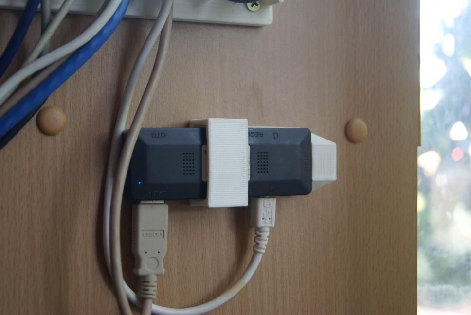 MK802ii Wall/Desk Mount 1