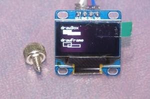 SSD1306 128x64 OLED