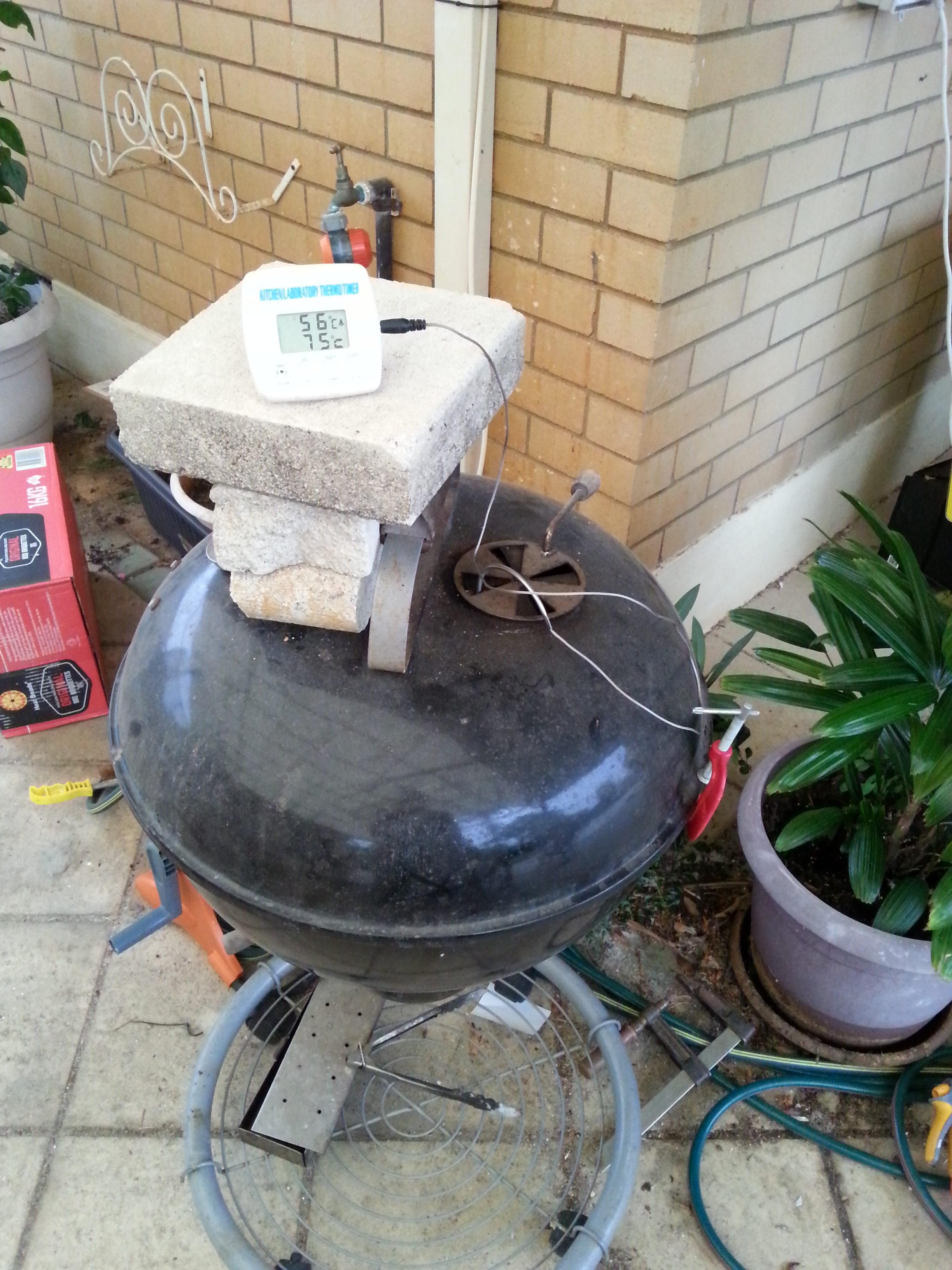 ugly drum smoker uds. Black Bedroom Furniture Sets. Home Design Ideas